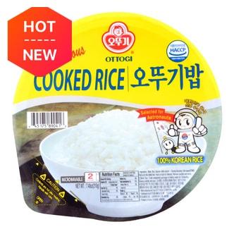 韩国OTTOGI不倒翁 微波2分钟即食米饭  210g