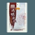禛香 大豆粕膨化零食 烤鸭风味 80g
