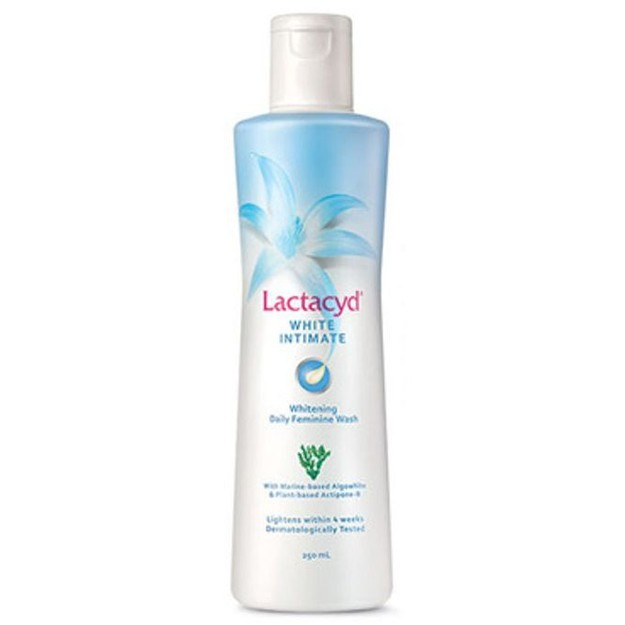 Product Detail - LACTACYD White Intimate Feminine Wash New Packing 250ml - image 0