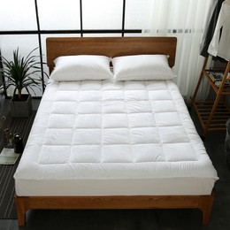Premium Down升级款天然加厚保暖床垫 Queen