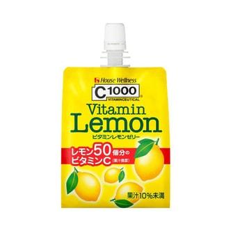C1000 Vitamin C Lemon Jelly 180g