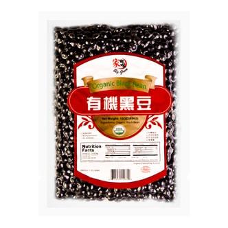 家乡味 有机黑豆 454g USDA认证