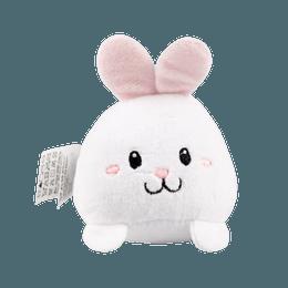 Miniso Plush Toy with Sound #White Rabbit