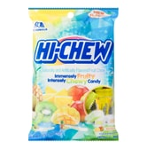 MORINAGA Hi-chew 3 Flavor Tropical Mix Soft Candy 100g