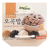 JAYONE Cooked 5 Grain Rice  210g