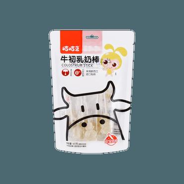 【小朋友超爱哦】咭咭豆 牛初乳奶棒 108g