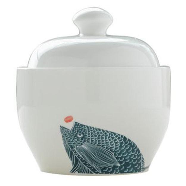 商品详情 - 美国NESTLADY 日式新骨瓷燕窝炖盅 1个 - image  0