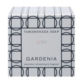 TAMANOHADA Naturally Refreshing & Fragant Soap Gardenia 125g