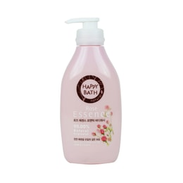 HAPPY BATH Body Wash Natural Rose Essence 500g