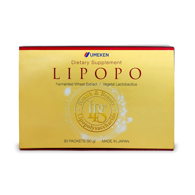 Product Detail - UMEKEN Lipopo 90 Packets/ 3 Months Supply - image 0