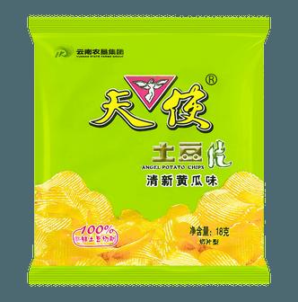 天使 土豆片 清新黄瓜味 18g