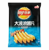 LAY'S Potato Chips Grilled Squid Flavor 145g+20g