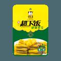 菜花香 超下饭 泡椒豇豆 重口味 80g