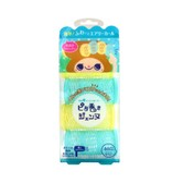 日本LUCKY TRENDY Pita-Maki卷发器 蓝色黄色 40mm/70mm 4个入