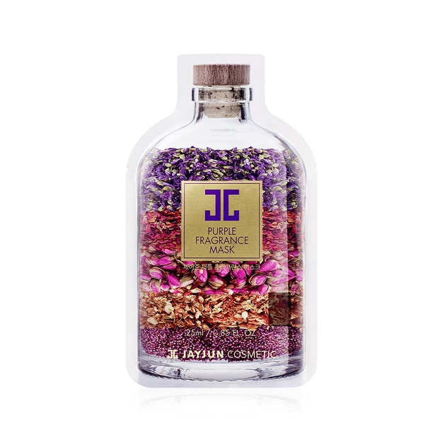 Product Detail - JAYJUN Purple Fragrance Mask 1sheet - image 0