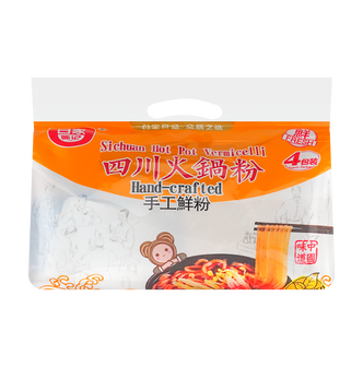 Baijia Sichuan hot pot vermicelli hand crafted 752g