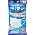 【日本直邮】KOWA 兴和制药 三次元口罩 7枚装   抗菌 预防感冒 花粉 PM2.5 M码