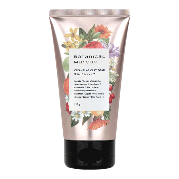 H&B LAB Botanical Marche Cleansing Clay Foam