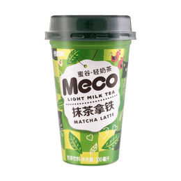 XIANGPIAOPIAO Meco Matcha Latte Milk Tea 300ml