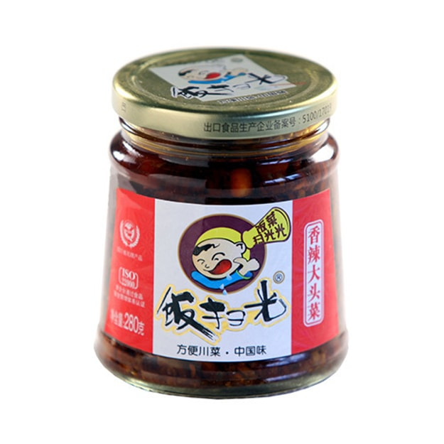 Product Detail - FSG Pickled Preserved Cabbage 280g - image 0