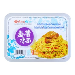 NANJIECUN Cold Noodle Sesame Flavor 248g
