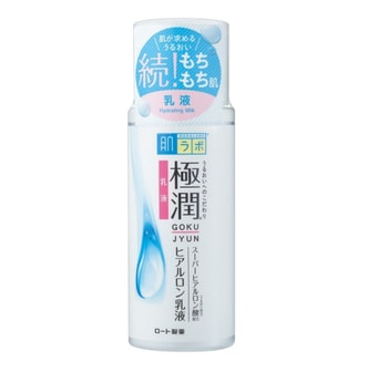 ROHTO HADA LABO Gokujyun Hyaluronic Milk Lotion 140ml