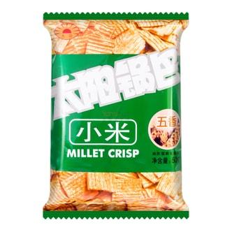 TAIYANG Millet Crisp Five Spices 50g