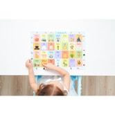 UNCLEWU 字母表儿童智趣学习餐垫