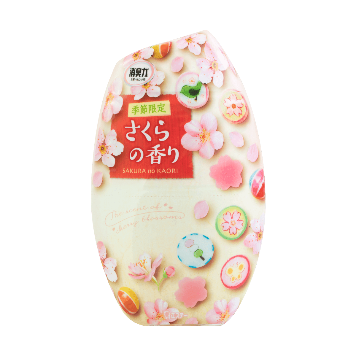 Yamibuy.com:Customer reviews:ST Premium Sakura Cherry Blossom Aroma Deodorizer 400ml Sakura Spring Limited Edition