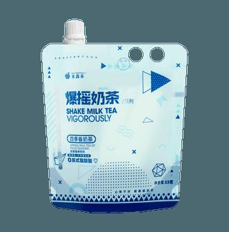果遇茶 爆摇奶茶 茶包型 四季春奶茶