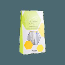 【便携装】日本杉养蜂园 青苹果蜂蜜 105g 7条入