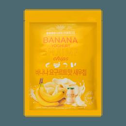 Banana Yogurt Shrimp Chips 240g