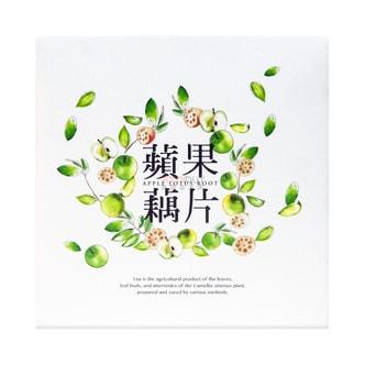 台湾SIID CHA吾穀茶糧 苹果藕片谷粉 12包入