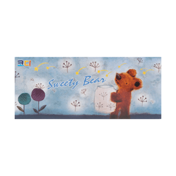Codi Sweety Bear Box Type Facial Tissue 200 Sheets 1box  random package color
