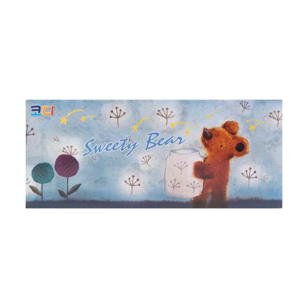 Product Detail - Codi Sweety Bear Box Type Facial Tissue 200 Sheets 1box  random package color - image 0