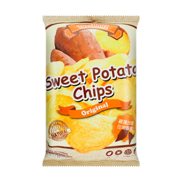 BEANS FAMILY Sweet Potatos Chips 80g