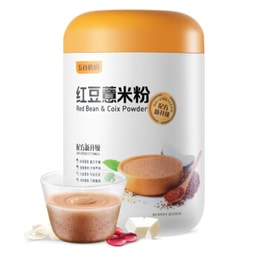 WUGU MOFANG RED BEAN & COIX MEAL 600g