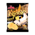 OISHI KRAKEN Shark Potato Chips Cheese Flavor 60g