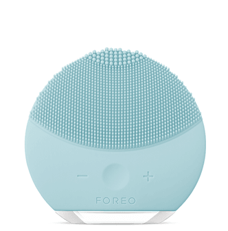 FOREO LUNA mini 2 Facial Cleansing Brush Gentle Exfoliation and Sonic Cleansing new color -Mint