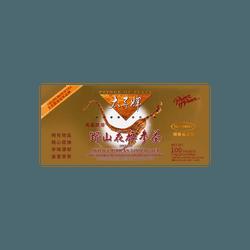 美国太子牌 高级速溶野山花旗参茶礼盒 100独立包装 300g 送礼首选