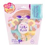 日本LUCKY TRENDY 小可爱甜甜圈发卷大号8枚入