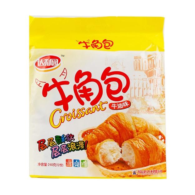 商品详情 - 达利园牛油味牛角包240克 - image  0