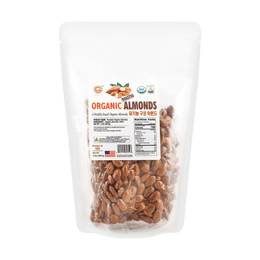 SUNGREEN Organic Roasted Almonds 907g