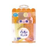 日本LUCKY TRENDY Pita-Maki卷发器 橘色黄色 45mm/100mm 2个入
