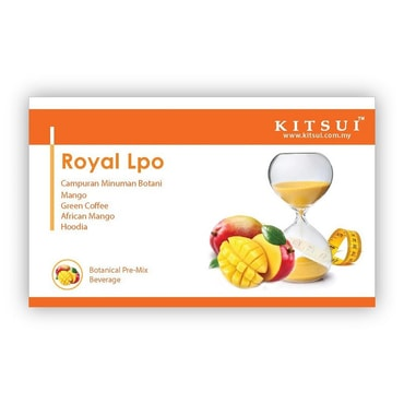 KITSUI Royal Lpo 15g x 15pcs