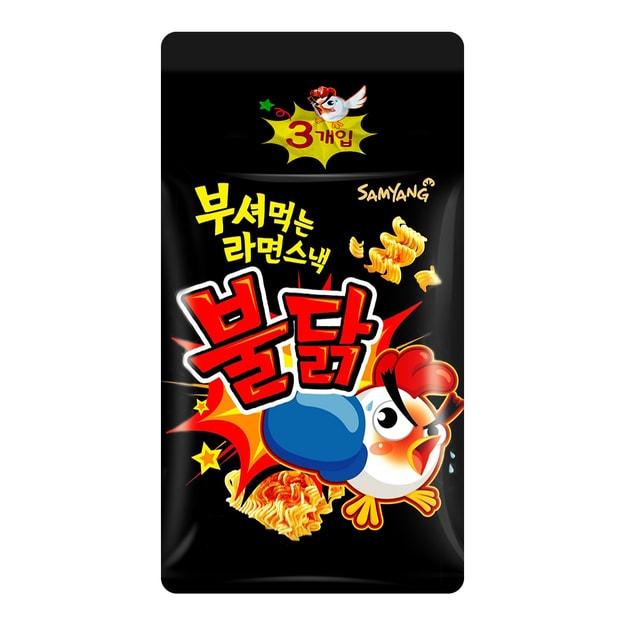Product Detail - SAMYANG Ramyun Snack Hot Chicken Flavor 270g - image 0