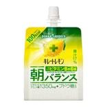 日本POKKA SAPPORO 维他命B&C 柠檬果冻饮料 180g