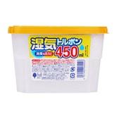 KOKUBO Charcoal De-humidifier Charcoal Deodorizer 1pc 450ml