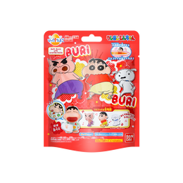 Bikkura Tamago Bath Ball Blind Bag, Crayon Shin-chan, Include A Secret Toy, Patterns Ship Randomly