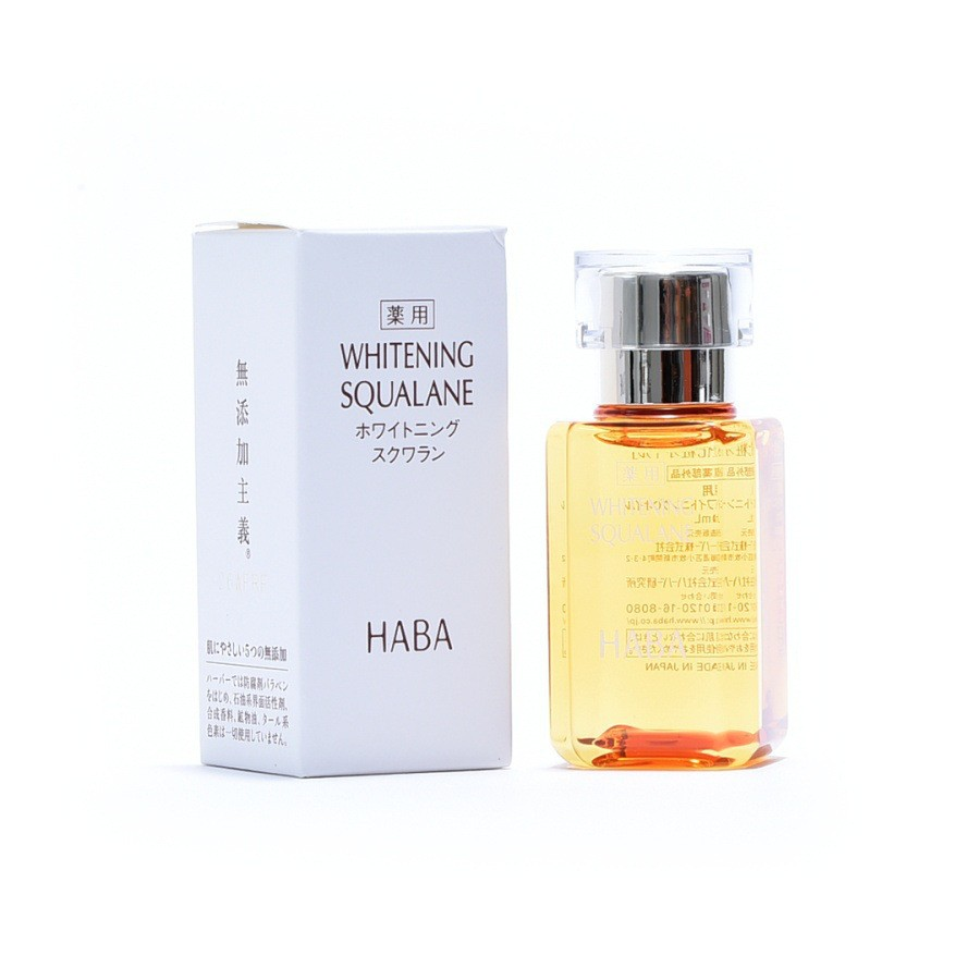 Yamibuy.com:Customer reviews:HABA Whitening Squalane Oil 30ml